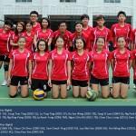 SSACC Volleyball Team